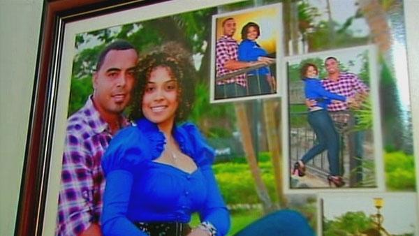 Nelson Cruz's wife Solanyi Genao