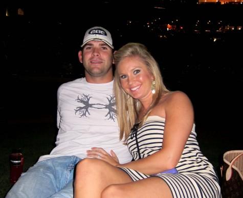 Mitch Moreland's wife Susannah Moreland