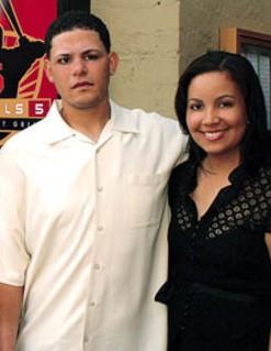 Yadier Molina's wife Wanda Molina