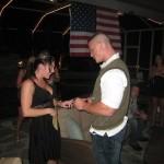 John Cena's wife Elizabeth Cena