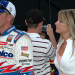 Clint Bowyer's Girlfriend Athena Barber