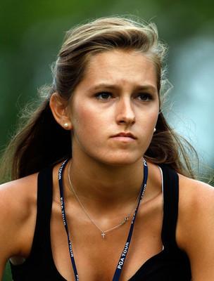 Rickie Fowler's girlfriend Alexandra Browne @ bleacherreport.com