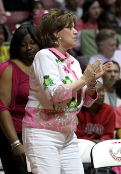 Nick Saban's wife Terry Saban