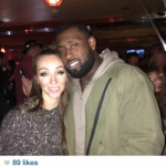 Delanie Walker's girlfriend Racine Lewin - Instagram