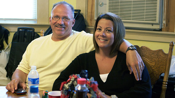 Tony Sparano's wife Jeanette Sparano