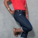Magic Johnson's wife Cookie Johnson @ fashionhippo.com
