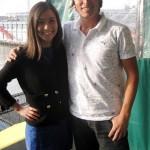 Rickie Fowler and girlfriend Alexandra Browne @ itsalwayssunnyindetroit.com