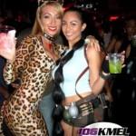 Delanie Walker's girlfriend Racine Lewin @ KMEL.com