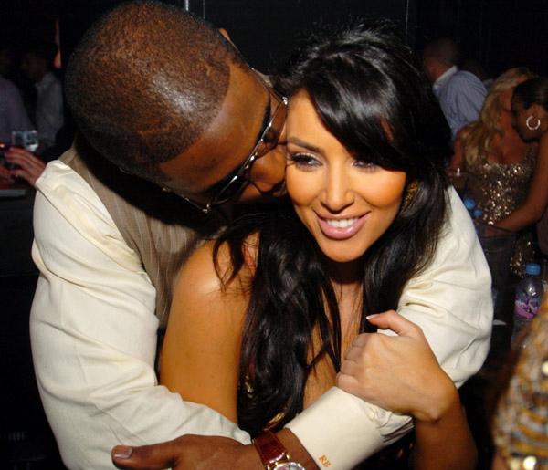 Kim Kardashian Reggie Bush Grinding Reggie Bush dated Kim ...
