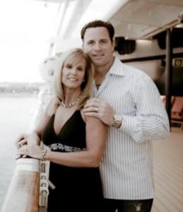 Mike Matheny's wife Kristin Matheny