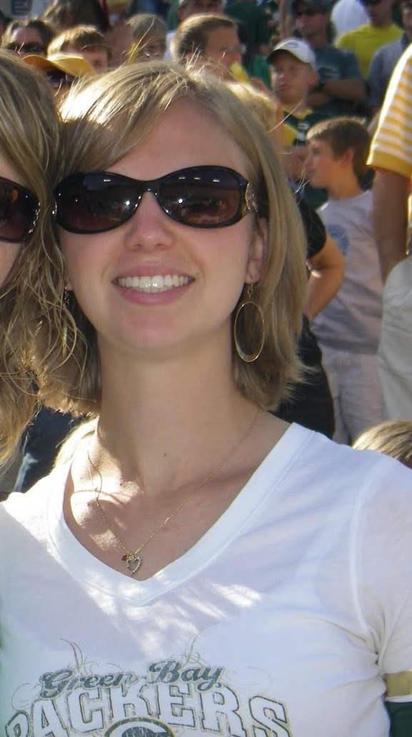 Jordy Nelson's wife Emily Nelson - PlayerWives.com