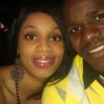 Melvin Guillard's wife Tache Guillard @ twitgoo.com