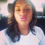 Tyrann Mathieu's girlfriend Sydni Paige Russell - Twitter