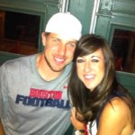 Case Keenum's wife Kimberly Keenum