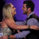 Tim Tebow's girlfriend Lindsey Vonn @ huffingtonpost.com
