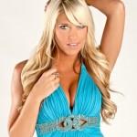 Sheldon Souray's girlfriend Kelly Kelly @ justkellykelly.com
