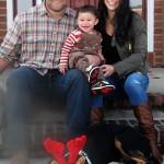 Haloti Ngata's wife Christina Ngata @ ESPN.com