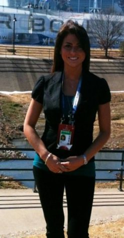 Jenny Dell: The REAL new NESN Reporter