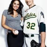 Brandon McCarthy's wife Amanda McCarthy @ espn.com