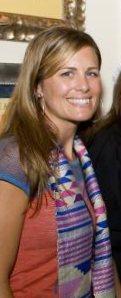 Kevin Youkilis' wife Julie Brady (Yes, Tom Brady's sister and no, not Nancy Brady)