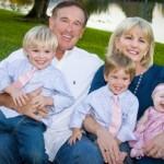 Sandy Carter & Family