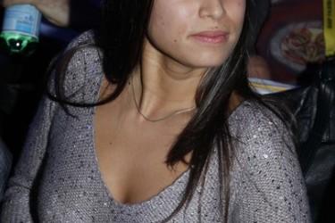 Tony Parker's girlfriend Axelle @ TheBigLead.com