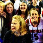 Rick Pitino wife and daughter