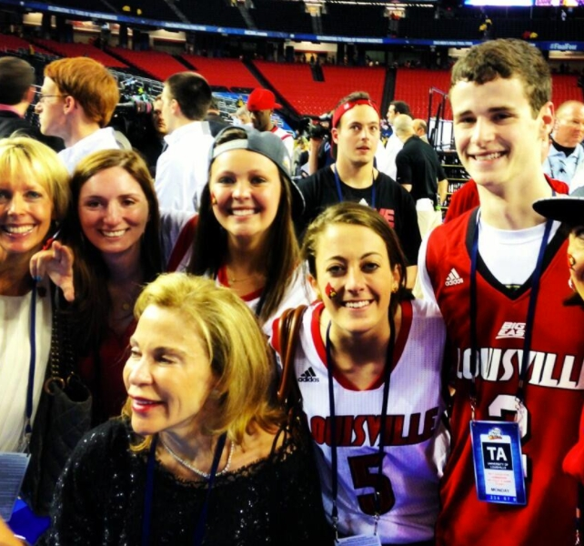 Rick Pitino's wife Joanne Minardi (and his affair with Karen Cunigan Sypher)