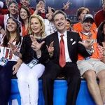 Rick Pitino with wife Joanne Minardi
