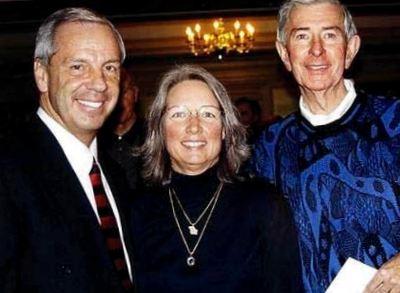 Roy Williams' wife Wanda Williams