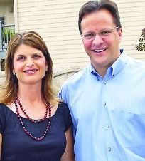 Tom Crean's wife Joani Harbaugh - heraldtimesonline.com