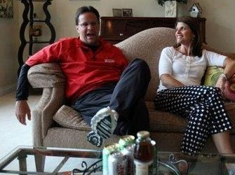 Tom Crean's wife Joani Harbaugh - indy.com
