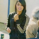 Lionel Messi's fiancee Antonella Rocuzzo @ lets-kickoff.com
