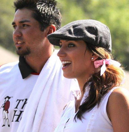 Jason Day's wife Ellie Day