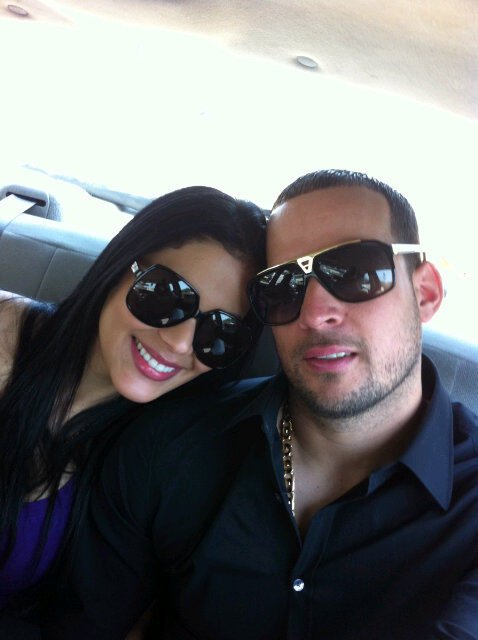 Jonathan Sanchez S Girlfriend Audris Rijo