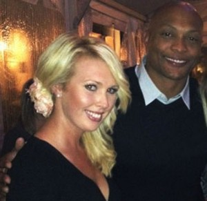 Rachel Connor & Eddie George
