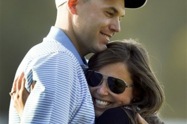 Bill Haas wife Julie Haas @ utsandiego.com