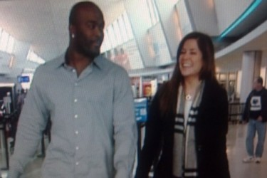 Mario Williams fiancee Erin Marzouki @ wibv-tv