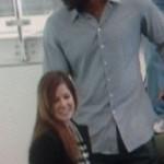 Mario Williams fiancee Erin Marzouki @ wibv-tv