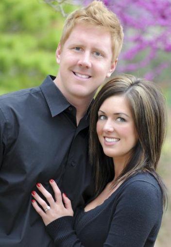 Brandon Weeden's wife Melanie Weeden