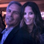 Fred Couples' girlfriend Nadine Moze