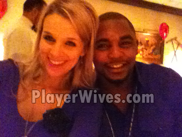 Ahmad Bradshaw's girlfriend Jessica Marcus: The PlayerWives.com Interview