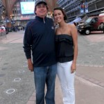 Jason Dufner and wife Amanda Dufner