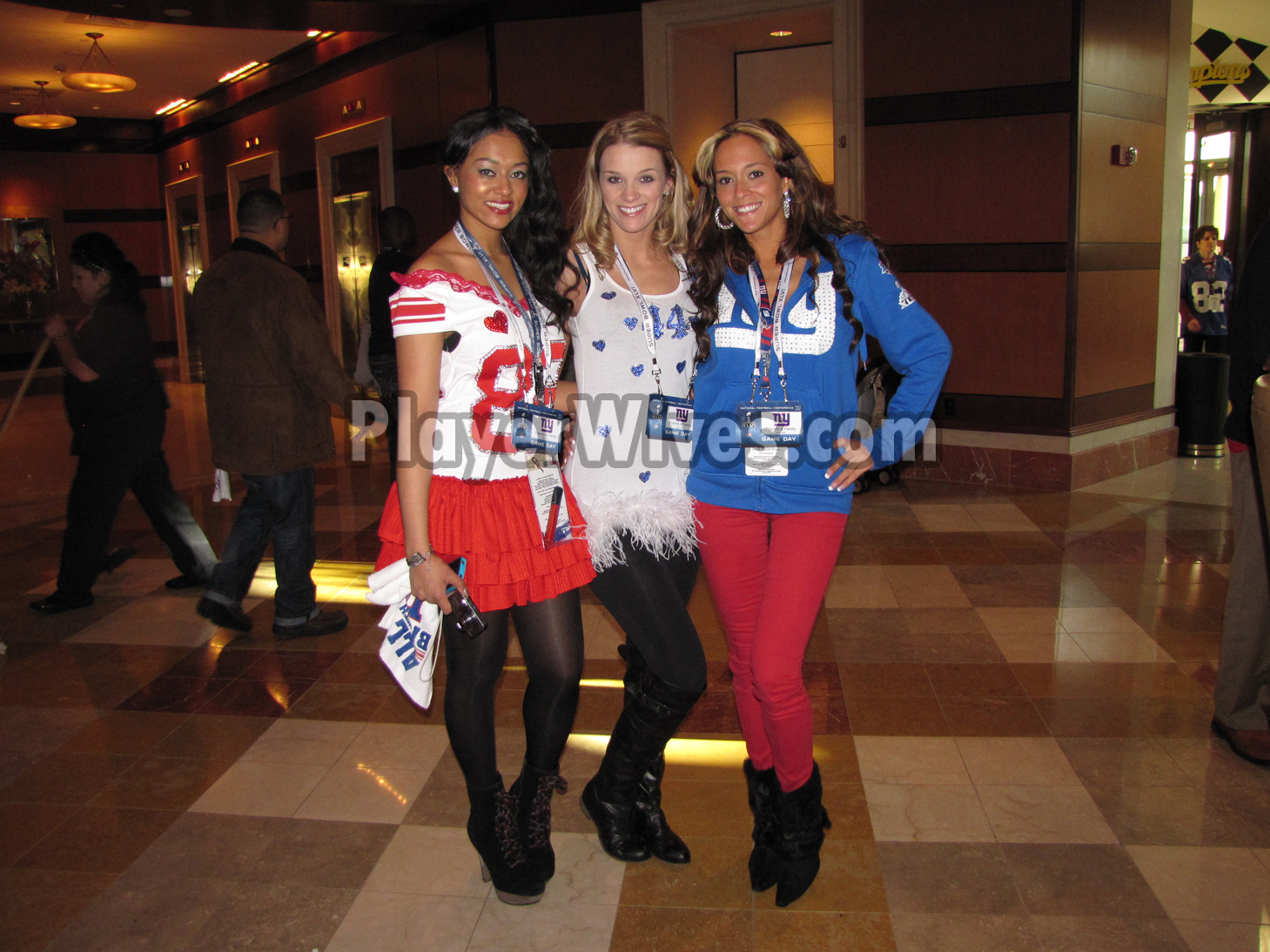 Ahmad Bradshaw's girlfriend Jessica Marcus: The PlayerWives.com Interview