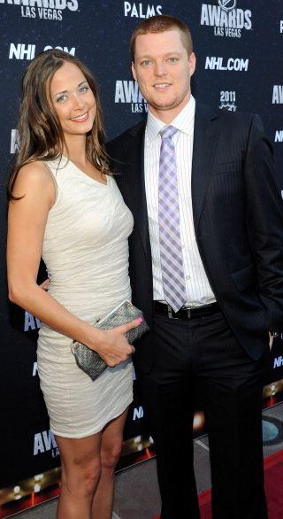 Cory Schneider's girlfriend Jill Connors