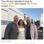 Jonathan Lucroy's Wife Sarah Lucroy - Twitter