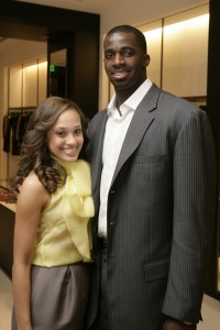 Brandon Bass' girlfriend Melissa Prejean