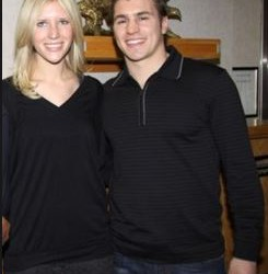 Zach Parise's wife Alisha Parise