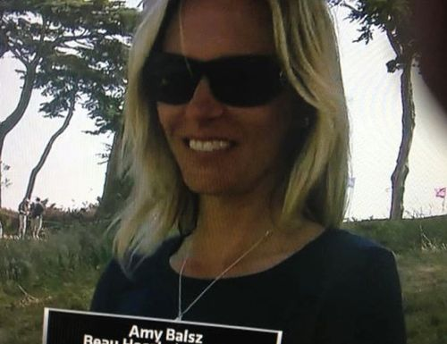 Beau Hossler's Mom Amy Balsz