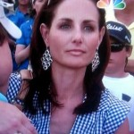 David Toms' wife Sonya Toms barstoolsports.com
